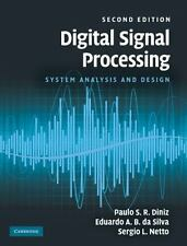 Digital Signal Processing: System Analysis And Design: By Paulo S. R. Diniz, ...