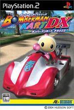 USED PS2 Bomberman Land series Bomberman Kart DX