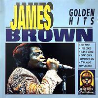 James Brown CD Golden Hits - Europe (EX/EX)