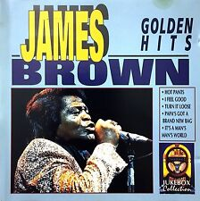 James Brown ‎CD Golden Hits - Europe (EX/EX)