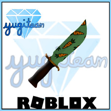 💎ROBLOX💎 Carrot Easter Event 2016 Knife MM2 Murder Mystery 2 In-Game Item!