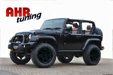 Tuning Jeep WRANGLER 2.8 CRD - von 200 auf 238 PS  a.W.vor-Ort Tour .~