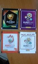 4 bustine Calciatori panini euro 2004 2008 2012 ( 2012  event kick off penny )