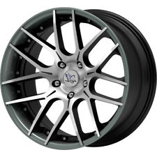 INOVIT VELOCITY 20 INCH CONCAVE WHEELS 20X8.5 AND 20X10 5/120 HOLDEN COMMODORE