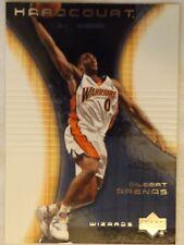 """NBA CARD - Upper Deck - """" Hardcourt Series """" - Gilbert Arenas - Wizards"""