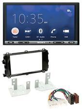 Sony USB MP3 DAB 2DIN Bluetooth Autoradio für Toyota Auris (ab 2013)