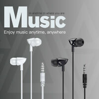 REMAX Wired Earphones Music Stereo Earphone Headphones With Microphone 3.5mm US