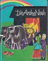 Reinhard Herrmann: Die Arche Noah 1975 Bilderbuch Gütersloher Verlagshaus Mohn