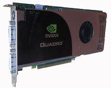 Grafikkarte Quadro FX3700 GT 8800 NVIDIA  512MB für PC/Mac Pro 1.1/2.1   #70