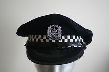 Obsolete Hampshire Constabulary Police Inspector's visor cap, scarce