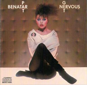 Pat Benatar  Get Nervous CD