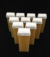 10 Warmwachspatronen Honig 100ml Enthaarung Wachspatrone Epilation Wachs