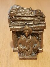 Victorian brass door knocker mint house pevensey merry Andrew bedroom knocker
