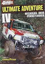 Petersen`s 4wheel & Off-road Ultimate Adventure Iv  DVD NEW