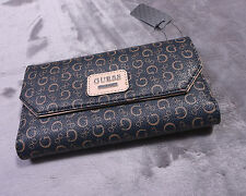 GUESS Women's Multi Colored Trifold Clutch Wallet Leadership SLG  NWT NEW