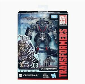 Transformers Studio Series Deluxe Class Movie 03 Crowbar
