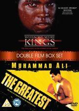Double: When We Were Kings/The Greatest [DVD] Good PAL Region 2