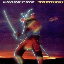 Samurai by Grand Prix (CD, Feb-2012, Rock Candy) SUPER RARE