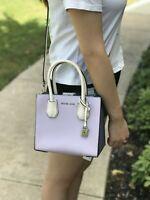 Michael Kors Mercer Colorblock Leather Crossbody Handbag Crossbody NWT