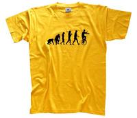 Standard Edition Einrad Vorstellung Auftritt Artist Rad Evolution T-Shirt S-XXXL