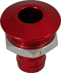 "BLOWSION Bilge Fitting STRAIGHT RED 3/4"" 04-03-027 SeaDoo Yamaha Kawasaki PWC"