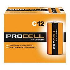 DURACELL PROCELL PC1400 C Sz  Battery 2 Packs of 12 Alkaline 1.5V Fresh & New