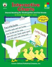 Interactive Charts : Shared Reading for Kindergarten and First Grade