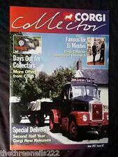 CORGI COLLECTOR # 92 - ON CHANNEL 5 - JUNE 1997