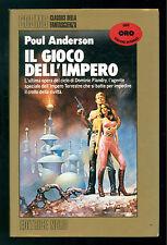 ANDERSON POUL IL GIOCO DELL'IMPERO NORD 1987 COSMO ORO CICLO DOMINIC FLANDRY