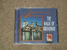 Beautiful Music: The MAGIC of Broadway (CD, Music, Soundtrack/Theater, Strings)