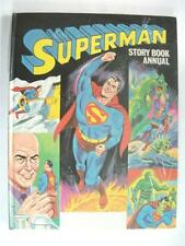 SUPERMAN STORY BOOK ANNUAL 1969 (RARE VINTAGE *HIGH GRADE - AS NEW)
