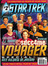 Star Trek The Official Magazine #2 Movie Preview JJ Abrams Voyager Cover Rare