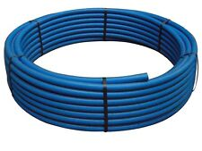 63MM X 50MTR COIL BLUE MDPE WATER MAINS PIPE