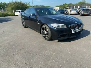 Bmw 535d M Sport F10 Automatic with paddle shifts  Spare or Repair NON RUNNER