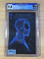 Amazing Spider-Man #55 (2021 Marvel) Patrick Gleason Cover 3rd Print CGC 9.8