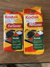 Kodak FunSaver Film Single Use Disposable Camera 27 Exposure Expired 2011 & 2012
