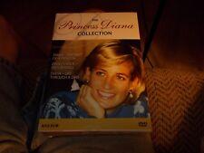 THE PRINCESS DIANA COLLECTION 3 DVD BOX SET