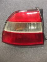 1994 1995 Honda Accord Coupe Sedan LH Tail Light Assembly Stanley 043-1214 A