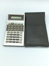 Texas Instruments BA-55 Professional Business Analyst Calculator Case
