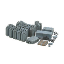 35315 Tamiya Jerry Can Set 1/35th Plastic Kit Assembly Kit 1/35 Military