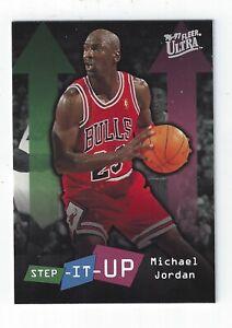1996-97 Ultra #280 Michael Jordan SU