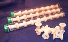 Kumihimo 16 Tama or Bobbins ( 2 Tubes of 8 )