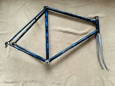 Faggin Colombus, Frame And Fork PANTOGRAPHED, 56/56, Made In Italy, Rare Vinta