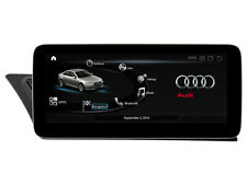 "AUDI A4 A5 2008-18 10.25"" NAVI ANDROID 10.0 DAB+ CARPLAY AX2313 (UK DISPATCH)"