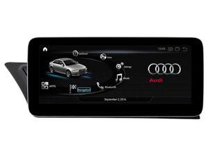 "AUDI A4 A5 2008-18 10.25"" NAVI ANDROID 10.0 DAB+ CARPLAY AX2313 (UK DISPATCH)"