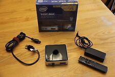 Intel NUC D54250WYK1 Intel 4th Gen i5-4250U cpu + PowerCord+256GB SSD + Win 10