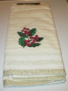 Decorative Hand Towels Everyday Holidays Beach Summer Fall Winter NWT 77 Designs