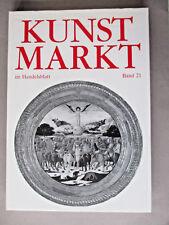 Kunstmarkt im Handelsblatt, Band 21 - (gebundene Ausgabe)