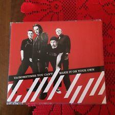 U2  Sometimes You Can't Make It On Your Own cd single CIDX 886 Bono Pavarotti