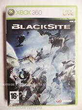 jeu BLACKSITE sur xbox 360 en francais game spiel juego gioco complet X360